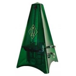 Wittner Tower Line C\Campanella Metronomo Trasparente Verde