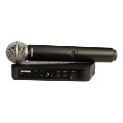 Shure BLX 24E SM58  Radiomicrofono