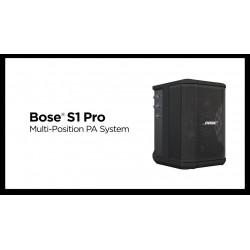 Bose S1 PA Pro System