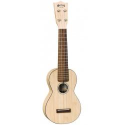 Martin 0X UKE Bamboo Natural Ukulele Soprano