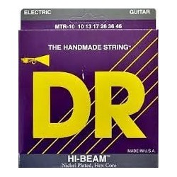 DR Hi-Beam Mtr10 010-046 Muta Corde Chitarra Elettrica