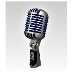 Shure Super 55 Microfono Dinamico