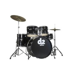 Ddrum D2 Midnight Black
