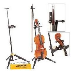Hercules DS571BB Supporto Violino