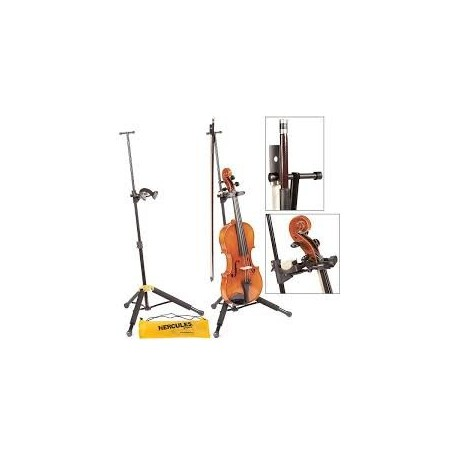 Hercules DS571BB Supporto Violino