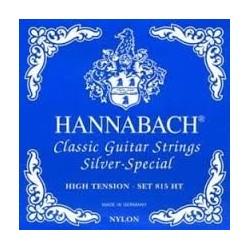 Hannabach 815HT Hard Tension Muta Corde Chitarra Classica