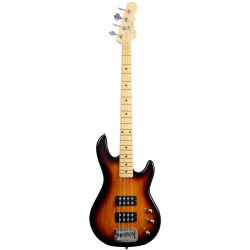 GL L2000 Tribute Maple Fingerboard 3 Color  Sunburst 4 Corde