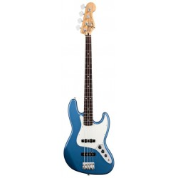 Fender Standard Jazz Bass Rosewood Fingerboard Lake Placid Blue