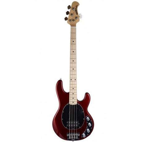 Musicman SR4 Lava Pearl Red MP BK PG