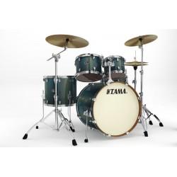 Tama VK52K-BCM Kit Green Sparkle Batteria 4 Pezzi