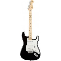 Fender Standard Stratocaster Maple Fingerboard Black