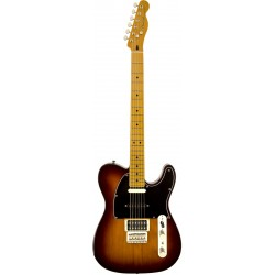 Fender Modern Player Telecaster Plus Maple Fingerboard Honey Burst
