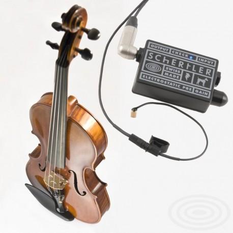Schertler Stat-V-SET Mic Viol/Viola