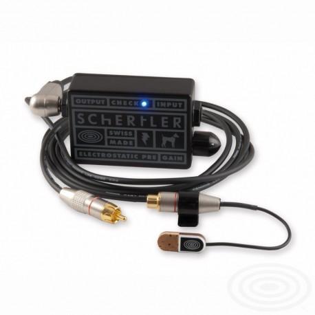 Schertler Macc Set Microfono per Maccaferri