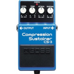 Boss CS3 Compressore Sustainer
