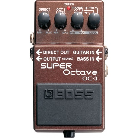 Boss OC3 Super Octaver