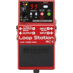 Boss RC3 Looper Station