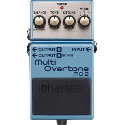 Boss MO2 Multi Overtone Equalizzatore