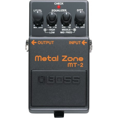 Boss MT2 Metal Zone