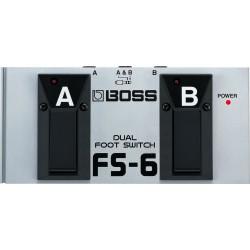 Boss FS6 Dual Pedal Switch
