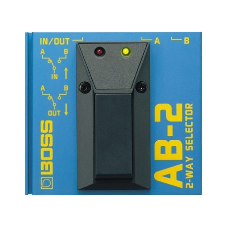 Boss AB2 Selettore A/B per CH