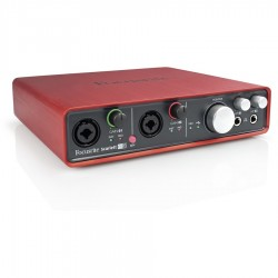 Focusrite Scarlett 6i6 Interfaccia