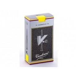Vandoren V12 Ance Clarinetto Bb 4