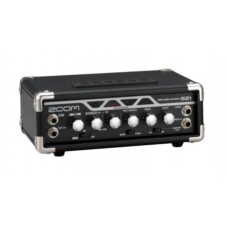 Zoom ZFX S2T Plug IN Interfaccia Audio