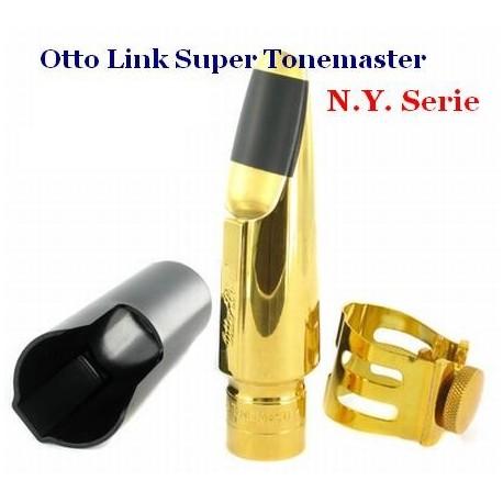 Otto Link Super Tone Master NY 7* Bocchino sax Tenore