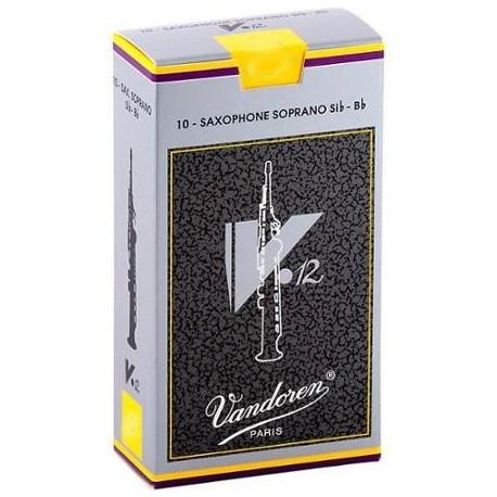 Vandoren V.12 Ance Sax Soprano 2,5