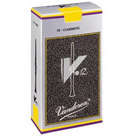 Vandoren V12 Ance Clarinetto Eb 2,5