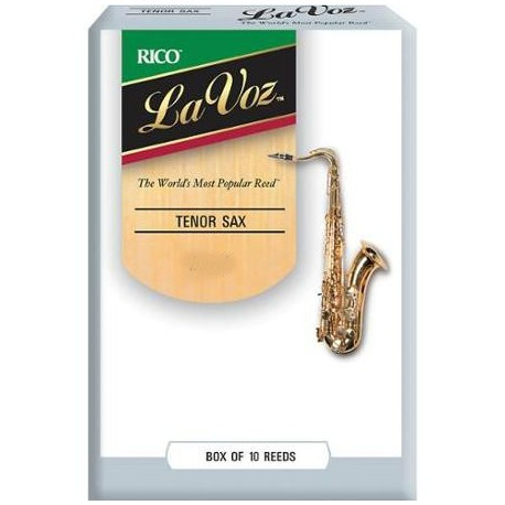 La Voz Ance Sax Tenore Medium-Soft