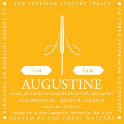 Augustine Yellow Label Muta Corde Classica Medium