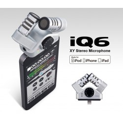 Zoom IQ6 Registratore Audio IPhone IPad