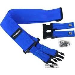 DiMarzio DD2200BL Tracolla Chitarra Clip Blu