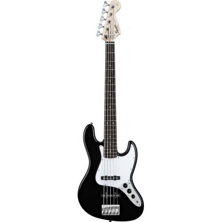 Squier Affinity Series Jazz Bass V Black