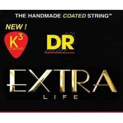 DR Extra Life BKB 45 045-105 Muta Corde Basso Elettrico