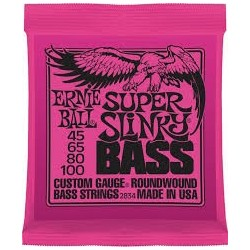 Ernie Ball Slinky 2834 045-100 Muta Corde Basso Elettrico