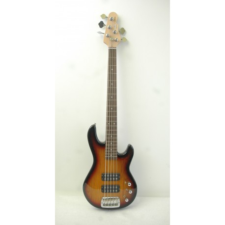 GL L2500 Tribute Rosewood Fingerboard 3 Color Sunburst 5 Corde