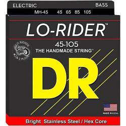 DR Lo-Rider MH45 045-105 Muta Corde Basso Elettrico