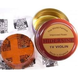 Hidersine Colofonie Violino/Viola 1V Grande Chiara Montata su Tela