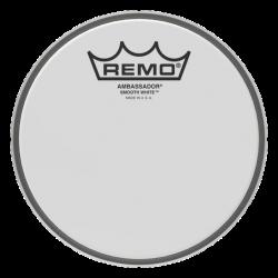 Remo Ambassador Smooth White 6''