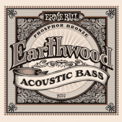 Ernie Ball Earthwood Phosphor Bronze 2070 045-095 Muta Corde Basso Acustico