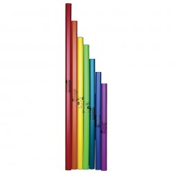 Boomwhacker Do Maggiore Basso Diatonico Set 7 Note Do a Si