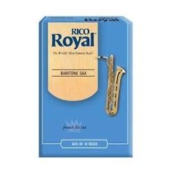 Rico Royal Ance Sax Baritono 2,5