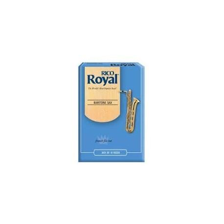 Rico Royal Ance Sax Baritono 3