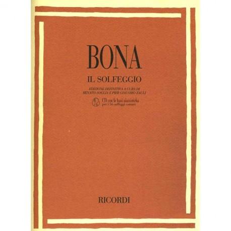 Bona Metodo IL Solfeggio + CD