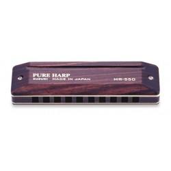 Suzuki MR550 Pure Harp Armonica C