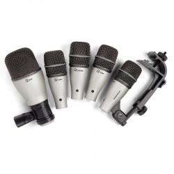 Samson DK5 Kit Microfoni Batteria 5 Pz