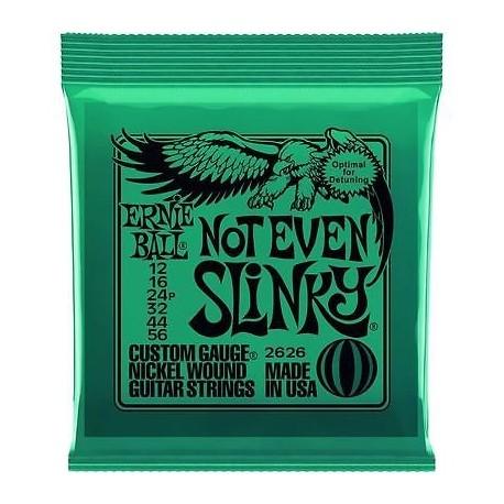 Ernie Ball Slinky EB2626 012-056 Muta Corde Chitarra Elettrica